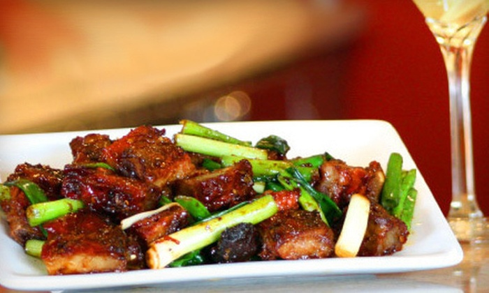 Fulin's Asian Cuisine - Mt. Juliet: Asian Cuisine for Dinner or Weekday Lunch at Fulin's Asian Cuisine in Mt. Juliet (Up to 53% Off)