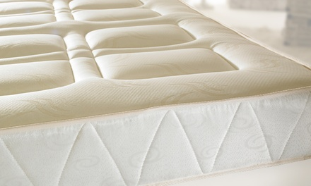 Deluxe Bonnell Mattress with Memory Foam Layer