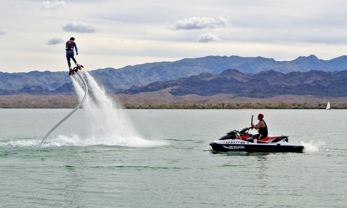 Flyboard Long Island - Riverhead: Flyboarding Session for One or Two at Flyboard Long Island (Up to 53% Off)