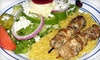 Little Greek - Westchase - Westchase: $10 for Two Greek Entrees at Little Greek (Up to $19.98 Value)
