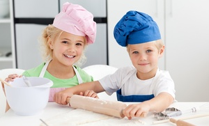 Young Chefs Academy: One or Three Cooking Classes for One Child at Young Chefs Academy (Up to 57% Off)