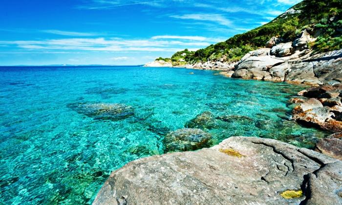 Nisportino Domus - HELIOS VILLAGE: Isola d'Elba, Helios Village - 7 notti in bilocale fino a 3 persone da 129 € o con una cena da 199 €