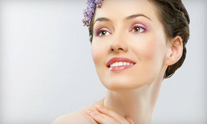 Pure SKN - Lofts on 9: Green Enzymatic Peels at Pure SKN (Up to 54% Off)