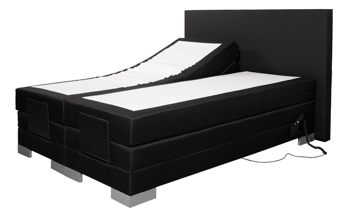 boxspring lectrique groupon shopping. Black Bedroom Furniture Sets. Home Design Ideas