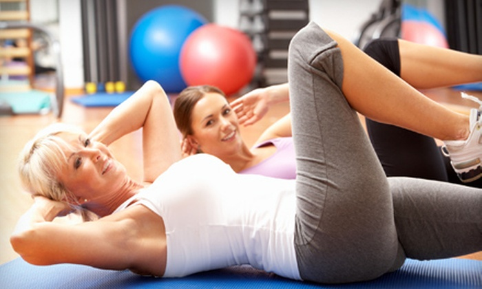 Transform FX Fitness Bootcamp - San Francisco: Four- or Eight-Week Boot-Camp Program at Transform FX Fitness Bootcamp in Concord (Up to 87% Off)