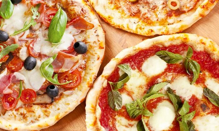 Lecce - Ikarus: Menu con antipasto di fritti, pizza all you can eat, dolce della casa e birra (sconto fino a 79%)