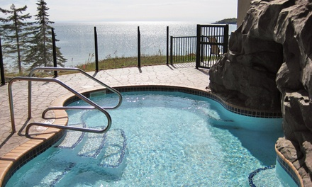 Stay at Superior Shores Resort & Conference Center in Two Harbors, MN, with Dates into September