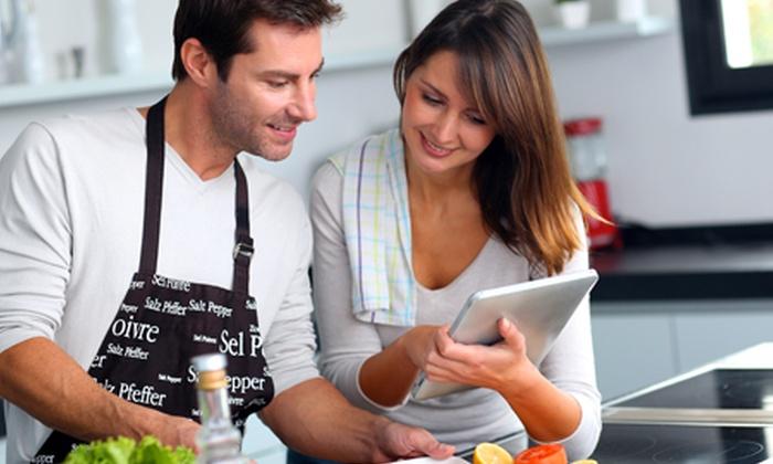 Ermes srl: Corso online di cucina vegetariana e light con Paola Galloni a 14 €