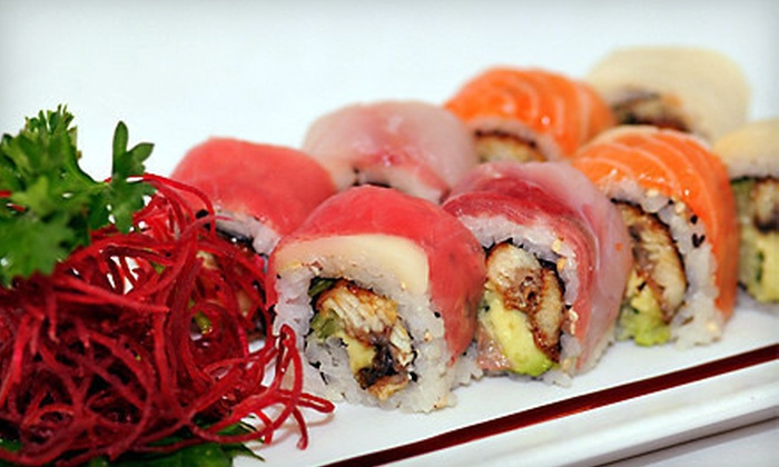 Feng Shui - Chelmsford: $10 for $25 Worth of Hibachi and Sushi for Two or More at Feng Shui