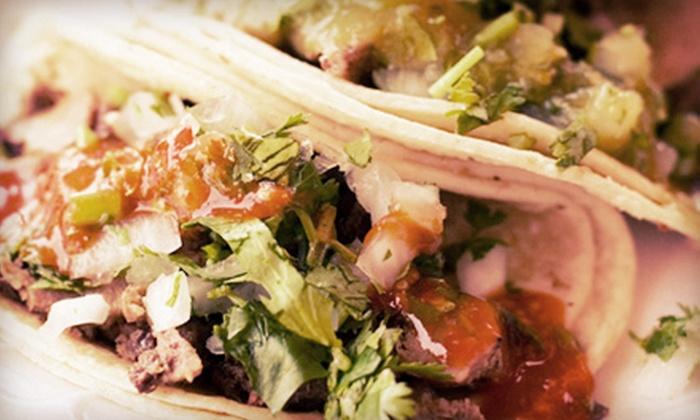 Estrellita Restaurant - North Los Altos: Mexican Food for Two or Four at Estrellita Restaurant (Up to 53% Off)