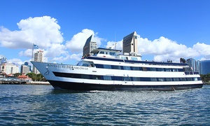 Hornblower San Diego: Harbor Tour for One, Two, or Four from Hornblower San Diego (Up to 40% Off)