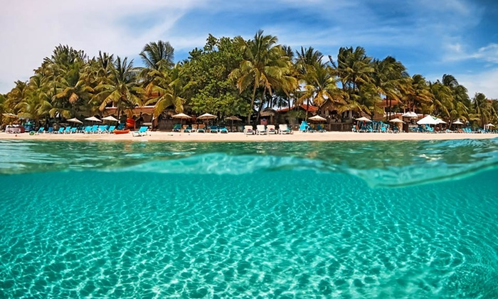 All Inclusive Honduras Beach Resort With Diving Package