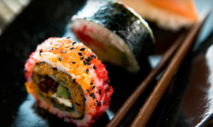 Kitchenette - Lakeview: $15 for $30 Worth of Sushi and Asian Cuisine at Kitchenette