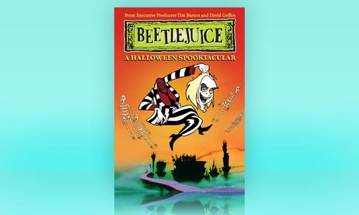 Beetlejuice: A Halloween Spooktacular: Beetlejuice: A Halloween Spooktacular DVD. Free Returns.