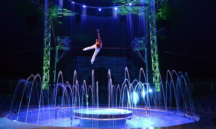 Cirque Italia - Palmetto: Cirque Italia for One Adult or Child on February 21–23 (Up to 48% Off)
