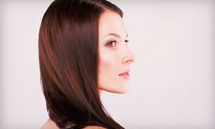 Beauty Body & Beyond  - Pittsburgh: Haircut, Deep-Conditioning with Highlights, or Keratin Treatment at Beauty Body & Beyond in Greensburg (Up to 57% Off)