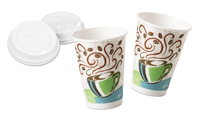 500-Pack of Dixie Hot Cups or Lids: 500-Pack of Dixie Hot Cups or Lids. Two Options from $20.49–$50.99. Free Returns.