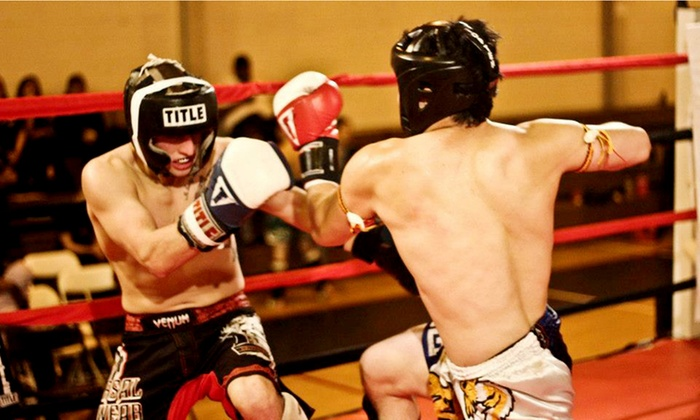 Seapeanong Thai Boxing - Newington: Cross-Training and Martial Arts Classes at Seapeanong Thai Boxing (Up to 67% Off). Three Options Available.