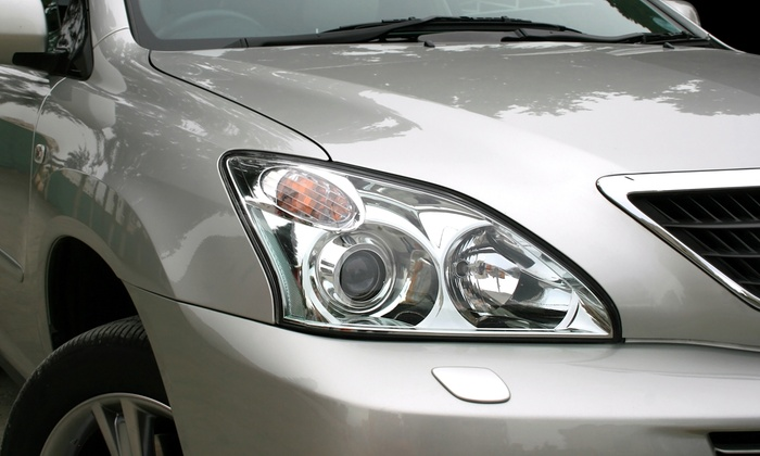 We Care Autobody - Landmark - Van Dorn: $59 for Headlight Restoration and Multi-Point Inspection at We Care One Stop Auto Care Center ($234 Value)