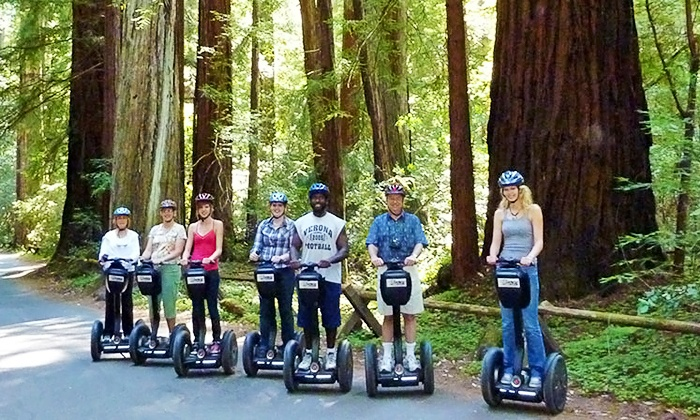 Segway of Healdsburg - Segway of Healdsburg: $55 for a Russian River Winery Segway Tour from Segway of Healdsburg ($99 Value)