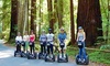 Segway of Healdsburg - Segway of Healdsburg: $77 for a Russian River Winery Segway Tour from Segway of Healdsburg ($99 Value)