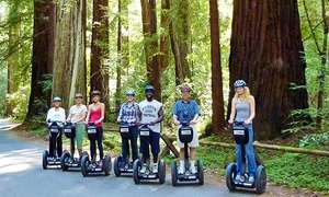 Segway of Healdsburg: $55 for a Russian River Winery Segway Tour from Segway of Healdsburg ($99 Value)