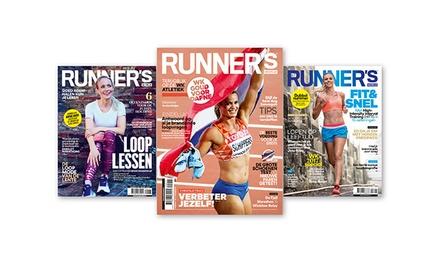 6 of 12 nummers Runner's World Magazine, abonnement stopt automatisch