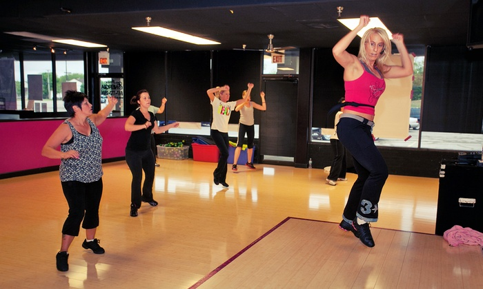 Studio Energia - Multiple Locations: 10 or 20 Drop-In Zumba Classes at Studio Energia (Up to 59% Off)