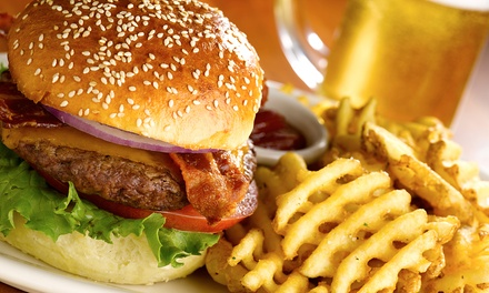 $26 for $50 Worth of American Food at RJ Daniels American Bar & Grill