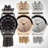 Geneva Platinum Medusa Collection Women's Watch