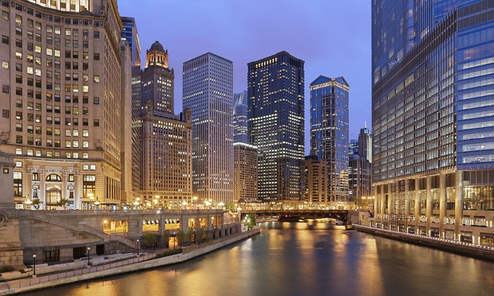 Best Tours (Chicago) - Best Tours (Chicago): Riverwalk Food Tour of Chicago for One, Two, or Four from Best Tours (Up to 60% Off)