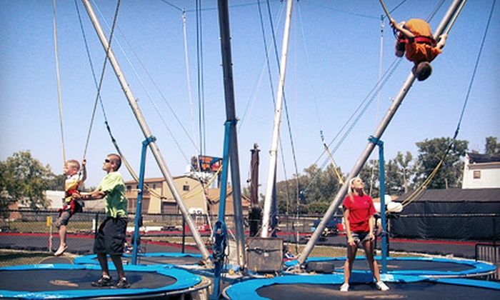 Zig-E's Funland - St. John: Fun-Park Attractions for Two or Four at Zig-E's Funland in St. John (Up to 51% Off)