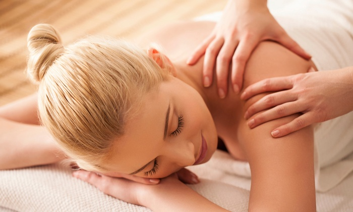 Power Chiropractic - Multiple Locations: One or Two Groupons, Each Good for a 60-Minute Massage, or a Chiropractic Package at Power Chiropractic (Up to 77% Off)