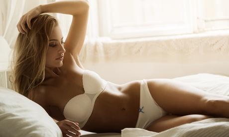 -Total Luxury Salon- Jolie White