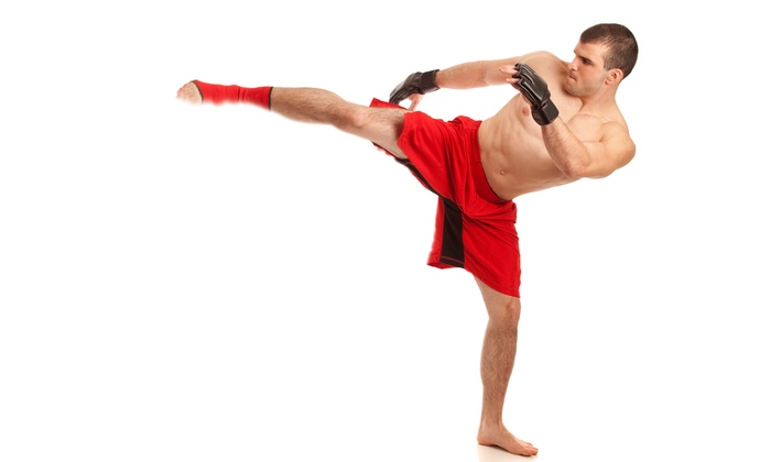 All Fitness - Kent: One or Three Months of Unlimited Muay Thai, Jiu Jitsu, and MMA Classes at All Fitness (Up to 80% Off)