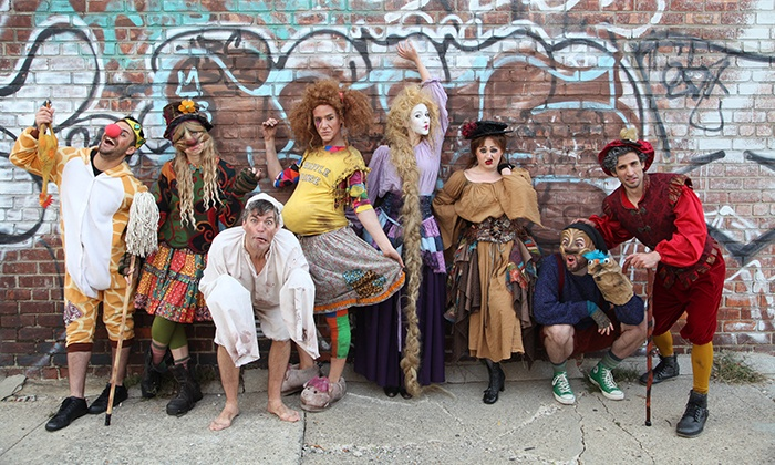 """""""The Commedia Rapunzel"""" - SoHo Playhouse: """"The Commedia Rapunzel"""" at 11 a.m. on January 30–March 26"""