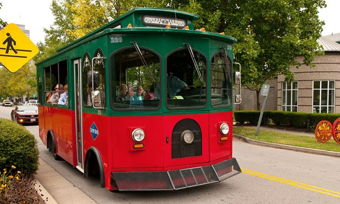 Gray Line of Tennessee - Riverfront Train Station: $35 for a Music City Hop-on, Hop-Off Trolley Tour for Two from Gray Line of Tennessee (Up to $56 Value)