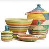 Up to 65% Off Handwoven Senegalese Baskets