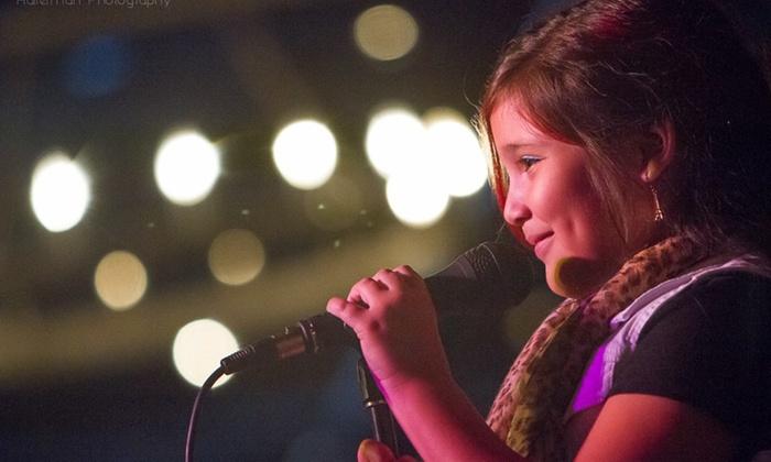 Rock Zone School Of Music - Mount Juliet: $54 for $99 Worth of Singing Lessons — Rock Zone School Of Music