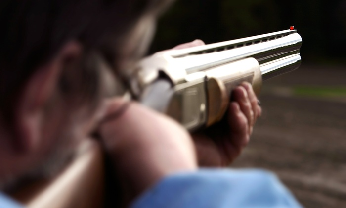 Metro Gun Club - Blaine: Pistol-Range Access for One or Two or a Clay-Shooting Package with a Lesson at Metro Gun Club (Half Off)
