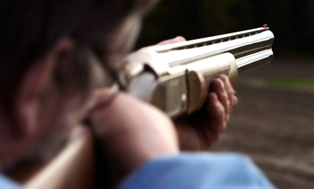 Pistol-Range Access for One or Two or a Clay-Shooting Package with a Lesson at Metro Gun Club (Half Off)
