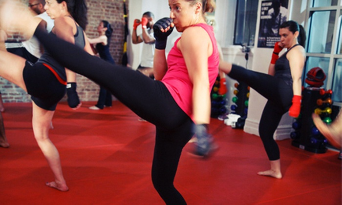 WORK: Elite Personal Training - NoHo: Four Fitness Boot-Camp Classes or Eight Classes with Personal Training at Work: Elite Personal Training (Up to 80% Off)