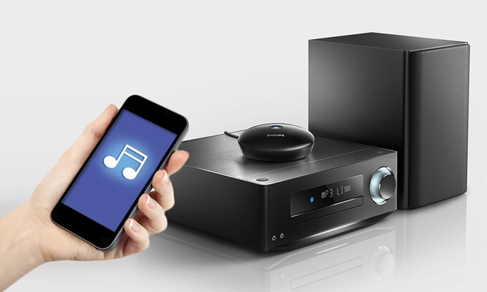 Philips Bluetooth Receiver Groupon Goods