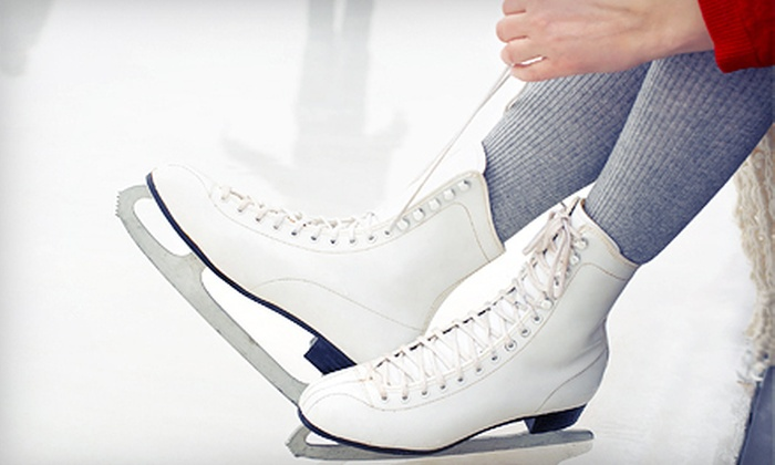 Center Ice Arena - Salem: $20 Worth of Skating or Hockey Lessons
