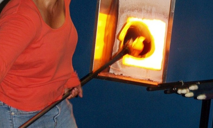 Agnes of Glass - North East Denver: Glass-Blowing Classes at Agnes of Glass (Up to 51% Off). Three Options Available.