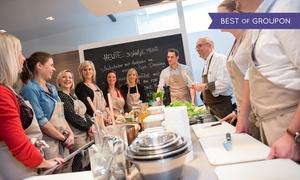 Cucinaria Der Küchentempel: 4 Std. Kochkurs nach Wahl für 1 oder 2 Personen bei Cucinaria Der Küchentempel (bis zu 50% sparen*)