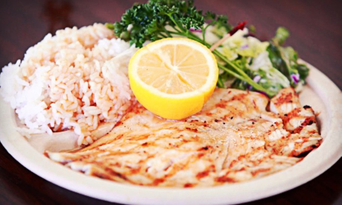 Otani's - Downtown Oxnard: $13 for Two Japanese and Mexican Seafood Dishes at Otani's in Oxnard (Up to $26.98 Value)