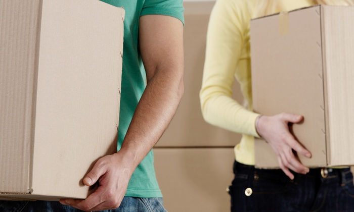 LA Moving Department - Pacoima: $265 for Four Hours of Moving Services from LA Moving Department ($600 Value)