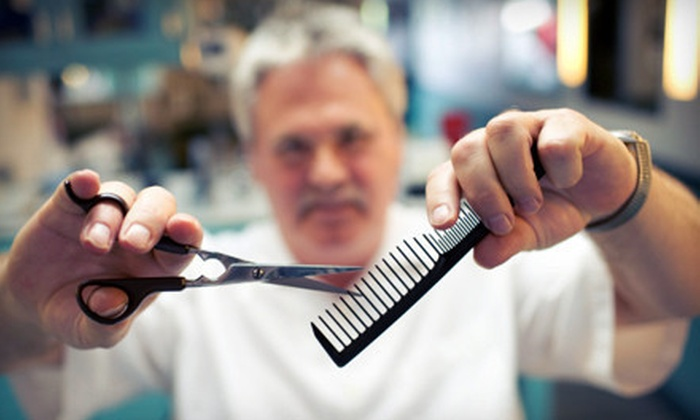 Family Barber And Salon Inc - Jacksonville: One or Three Men's Haircut and Neck-Shave Packages with Optional Facial Shave at Family Barber And Salon (Up to 60% Off)