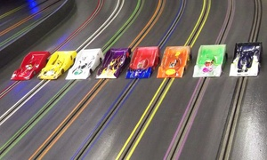 30 Minutes Of Slot-car Racing For Two, Four, Or Eight At Speedzone Nj (up To 51% Off)